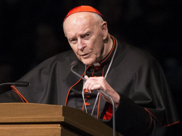 Third Accusation of Sex Abuse Surfaces Against Ex-Cardinal McCarrick