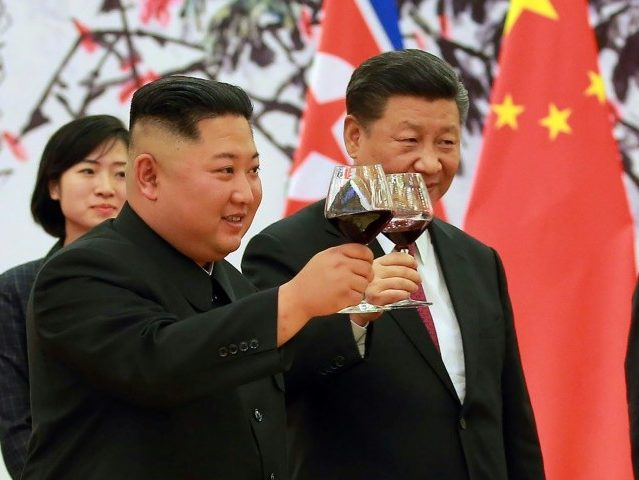 North Korean Dictator Kim Jong-Un Spends Birthday in China