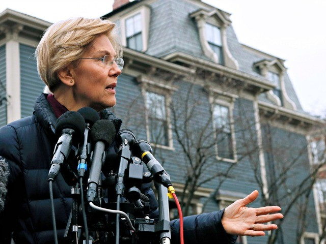 As Warren Treks to Iowa, Early Troubles Arise in New Hampshire