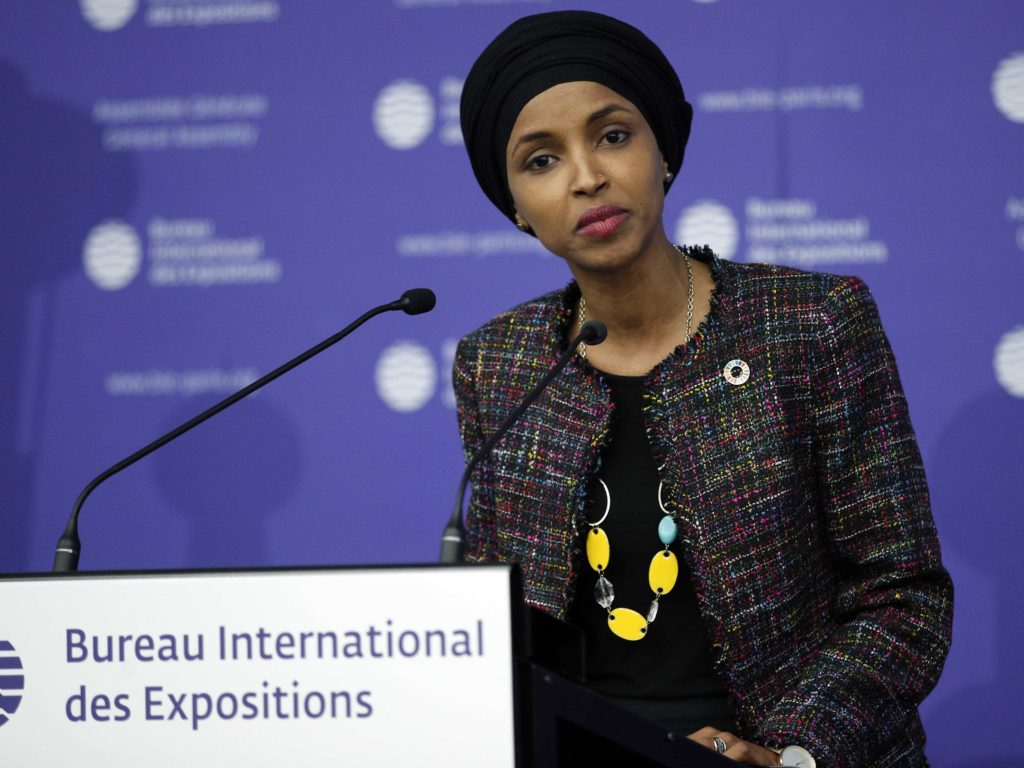 Local Jewish Leaders Staged Intervention with Ilhan Omar in 2018: 'Very Troubled by the Answers We Received'