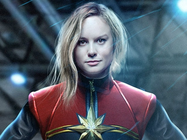 Brie Larson: Playing 'Captain Marvel' Is 'My Form of Activism'