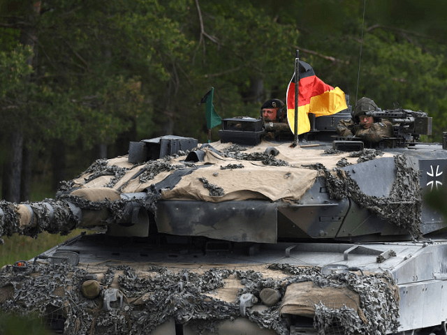 Despite Promises to Trump, NATO, Germany to Miss Defence Spending Target
