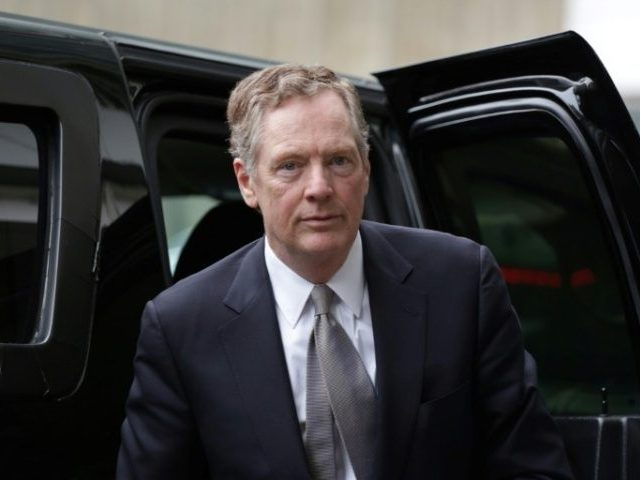Lighthizer: There Is No 'Soy Solution' to China Trade Fight