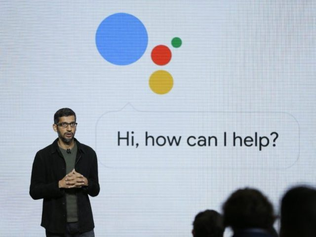 Sundar Pichai Confirms Google Gave Money to National Review Institute