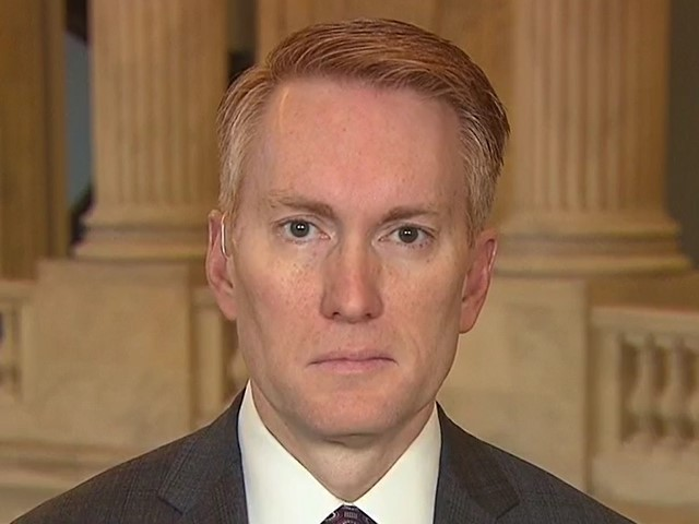GOP Sen. Lankford Cautions Against National Emergency -- 'Best Thing We Can Do Is Actually Reprogram Funds'