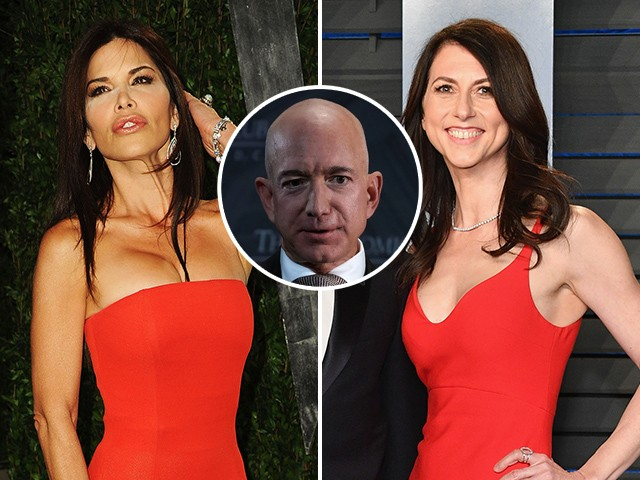 Report: Jeff Bezos Questioning Mistress's Trump-Supporting Brother over Leaked Texts