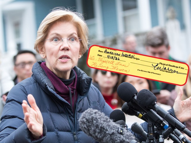 Elizabeth Warren Hints at Other Documents Claiming Native American Heritage