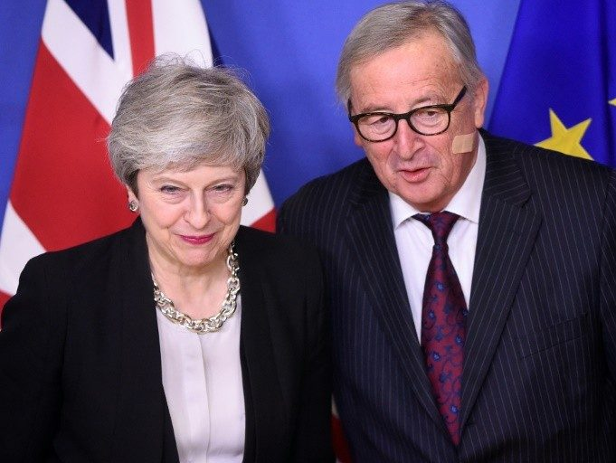 May, Juncker Leave Brexit Talks With No Progress, Call it 'Constructive' Anyway