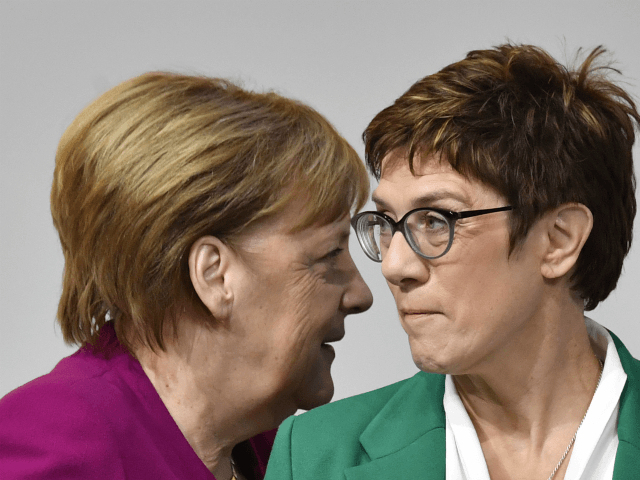Future German Leader Calls for EU Army to Avoid Being 'Plaything' of U.S., China, Russia
