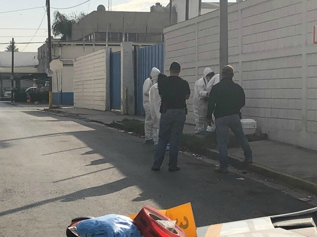 GRAPHIC -- Mexican Narco-Terrorist's Men Dump More Human Body Parts in Cities near Texas