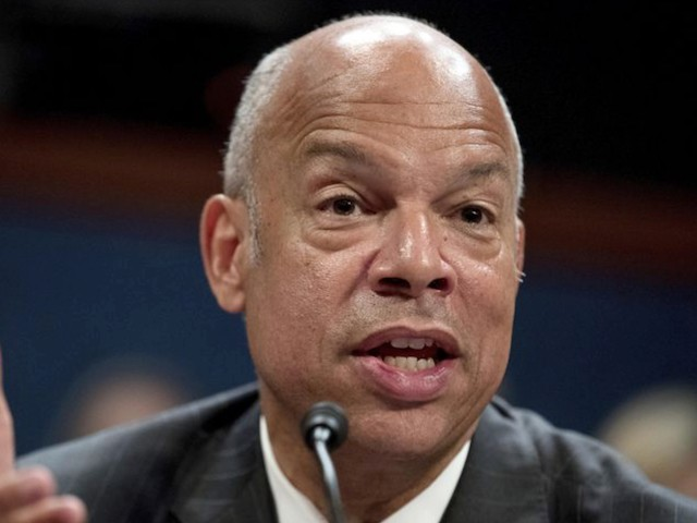 Jeh Johnson: Domestic Terrorism Increasing Because Political 'Dialogue Is Deviating Downward'