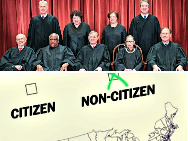 Supreme Court to Decide if Census Can Check U.S. Citizenship