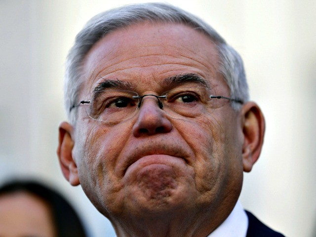 Dem Sen. Menendez: I Worry Trump Is Dumbing Down Diplomacy for 'Made-for-TV Moments'