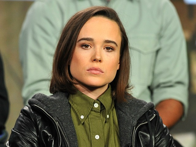 Ellen Page Blames Pence, Trump for 'Hate' that Led to Smollett Attack: 'This Needs to F*cking Stop'