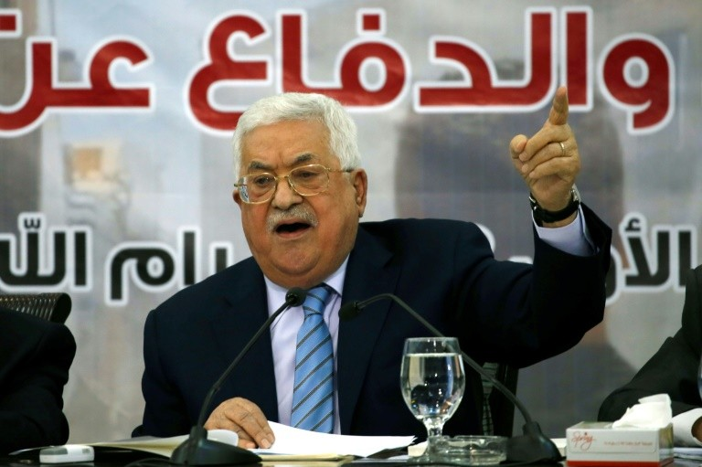 Palestinian Official Claims U.S. Ordered Banks to Withhold Funds