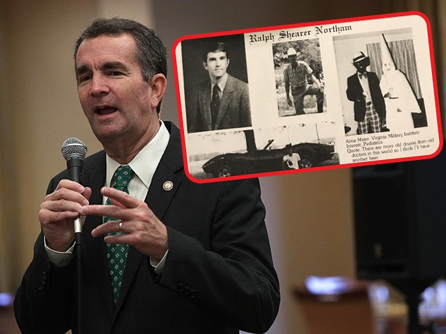 Ralph Northam 'Deeply Sorry' for Yearbook Photo of Him in Blackface or KKK Attire