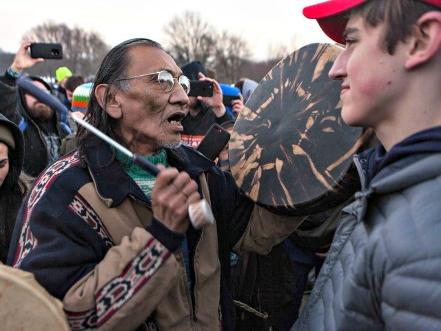 Diocese Investigation Concludes Covington Students Didn't Start Confrontation