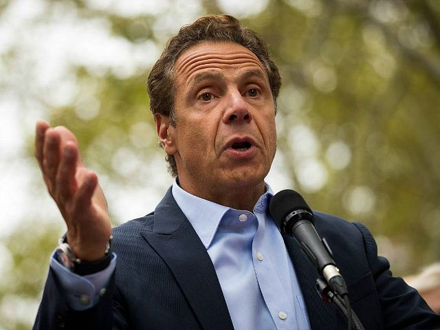 NY Gov. Andrew Cuomo Defends Radical Abortion Law: 'I Am a Former Altar Boy'