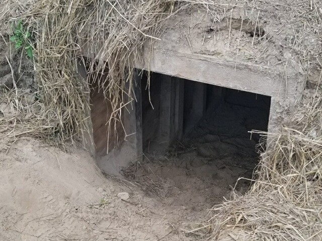 Border Patrol Finds Smuggling Tunnel near Rio Grande