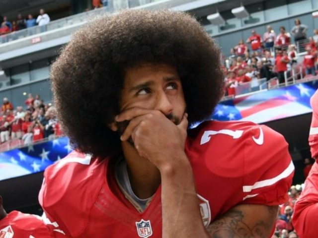 The XFL Tried to Sign Anthem Protester Colin Kaepernick