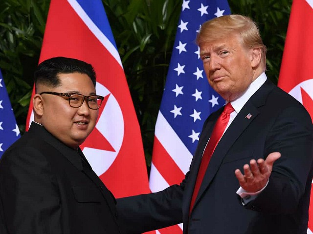 Key Democrats Back President Trump in North Korea Talks with Kim Jong-un