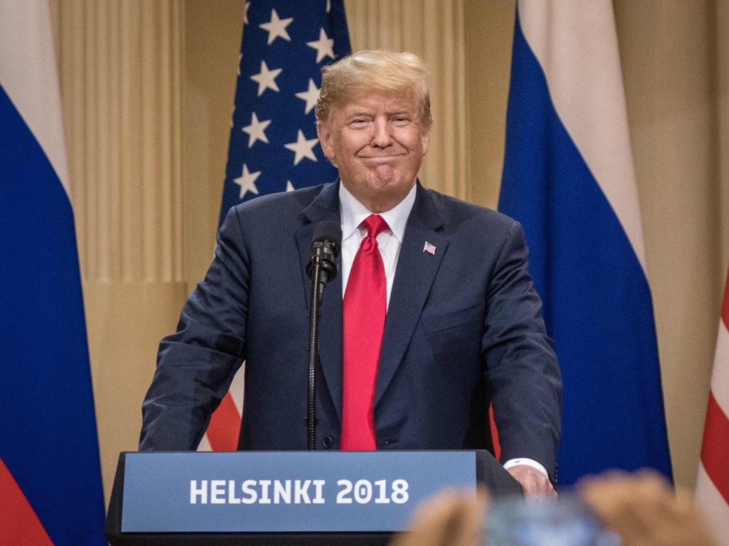 Pollak: Democrat/Media Russia Collusion Narrative Collapses with INF Treaty Withdrawal