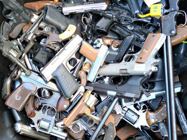 Report: Gun Confiscations Surge Under California Red Flag Law
