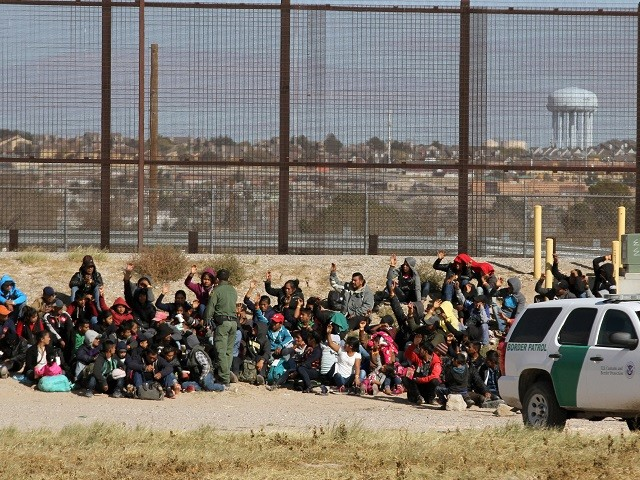 Report: Democrats' 2019 DHS Spending Bill Opens the Border to Migrants