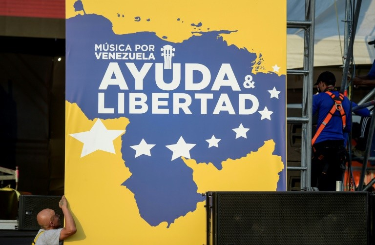 Maduro: Artists Performing at 'Venezuela Aid Live' Guilty of 'International Crime'