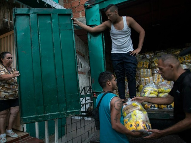U.S. Humanitarian Aid Convoy Begins Helping Venezuelans in Colombia