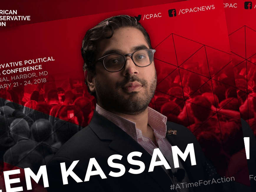 Ex-Breitbart Editor Kassam Caught in Facebook Right-Wing Account Bans
