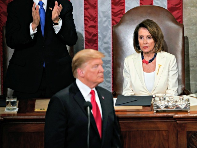 Trump's SOTU Address Slams Democrats for 'Cruel' Tolerance of Illegal Immigration