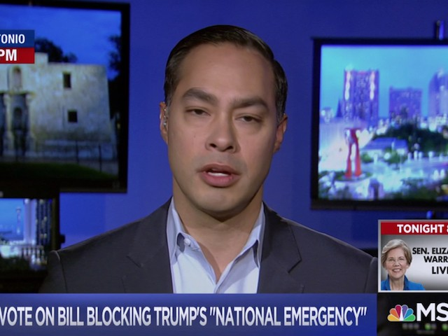Castro: If SCOTUS Upholds Trump's Emergency, Climate Change and Gun Emergencies on the Table