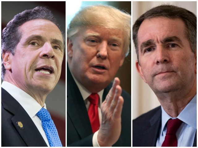 Pinkerton: Cuomo & Northam vs. Trump -- the Democrats' Abortion Extremism Brought the Life Issue Back to Life
