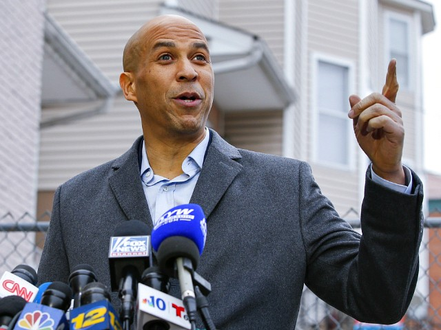Cory Booker Dodges Question on Eliminating Private Health Insurance
