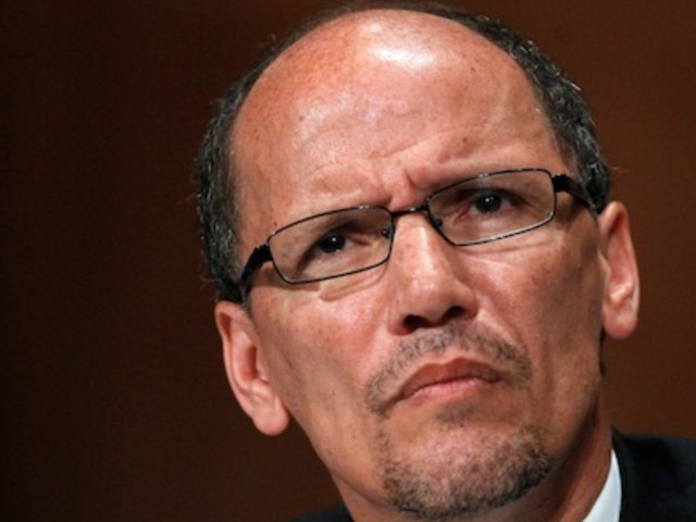 DNC Chair Perez: Trump, Putin, Kim, Castro Are 'Doing So Many of the Same Things'