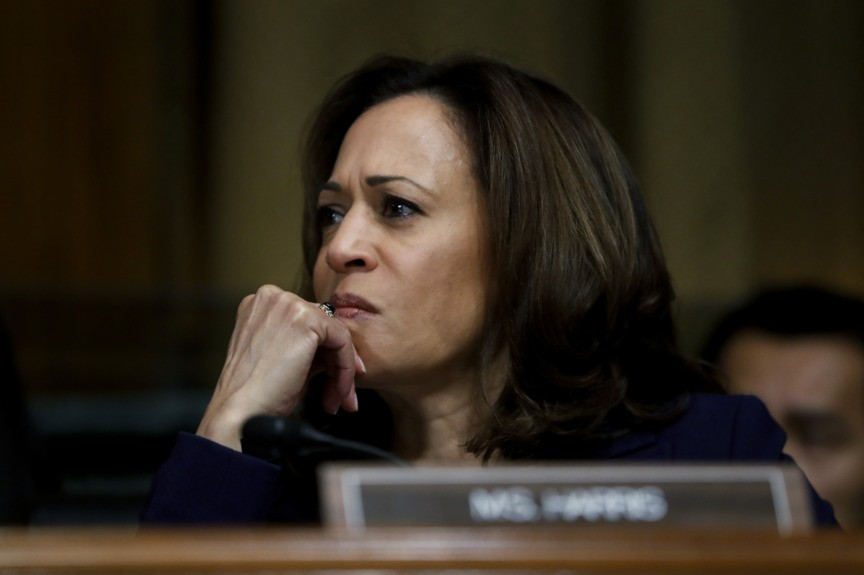 Kamala Harris Won't Comment on Jussie Smollett After Calling Alleged Attack 'Attempted Modern Day Lynching'
