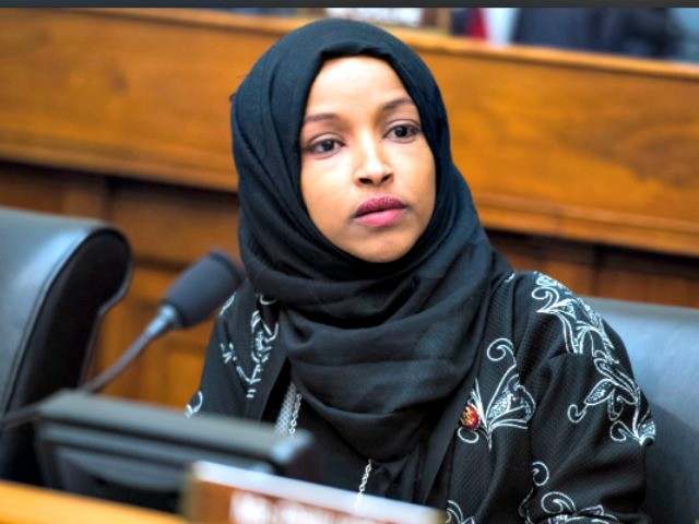 Ilhan Omar Accuses Pro-Israel Americans of 'Allegiance to a Foreign Country'