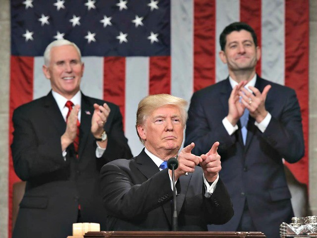 Five Themes Expected for President Trump's State of the Union