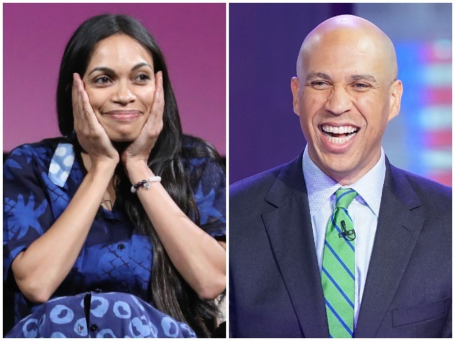 Watch: Actress Rosario Dawson Confirms She Is Dating Cory Booker