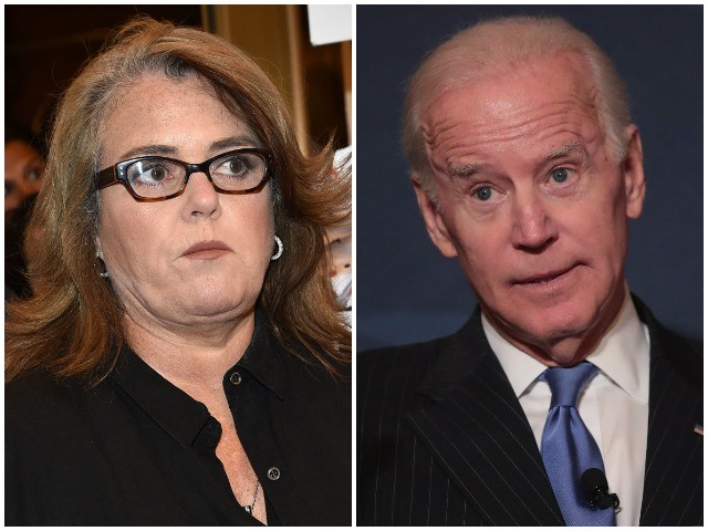 Rosie O'Donnell: Joe Biden 'Too Old' for White House 2020 Run