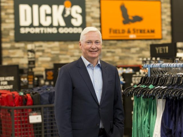 Dick's CEO Okay with Company's $150 Million Loss over Gun Control Stance