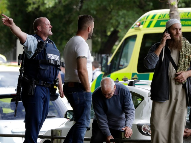 AP: 2nd Mosque Shooting Reported in New Zealand