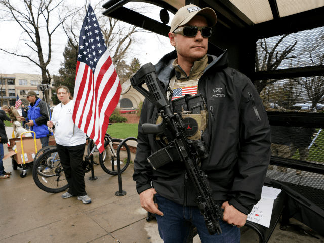 More Colorado Counties Declare Themselves '2nd Amendment Sanctuaries'