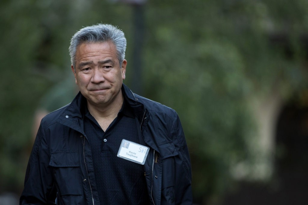 Warner Bros. CEO Kevin Tsujihara to Resign Following Sex Scandal