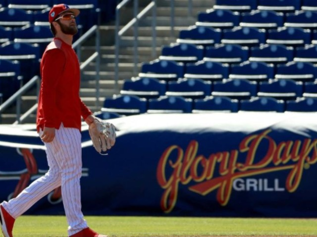 Bryce Harper Uses 'Fresh Prince of Bel Air' for Walk-Up Music in Phillies Debut