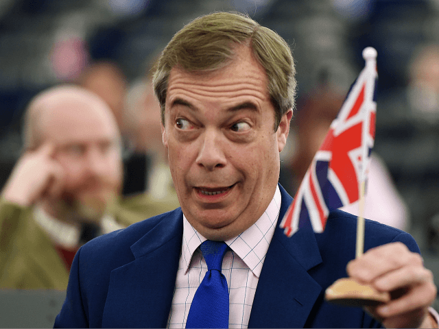 Farage to EU: 'Do You Really Want Me Back? Reject Brexit Delay, Get UK Out'