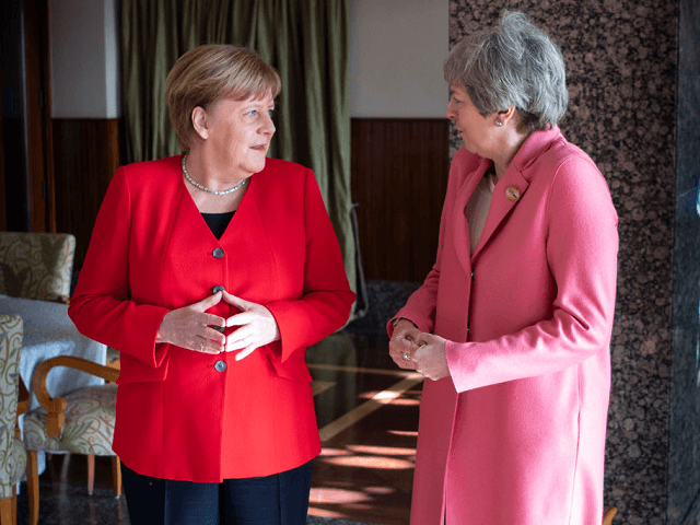Delingpole: Bombshell Claim -- May's Secret Brexit Betrayal Pact with Merkel