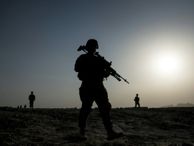 Two U.S. Service Members Killed on NATO Mission in Afghanistan