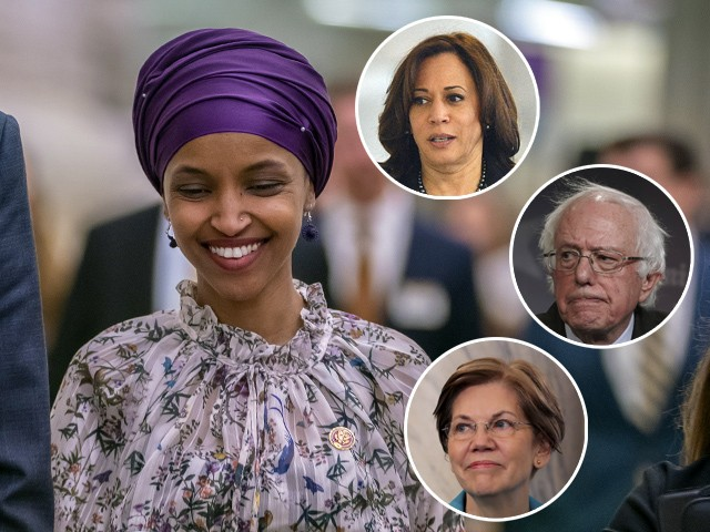 2020: Democratic Candidates Undermine State Dept's Definition of Antisemitism with Ilhan Omar Defense
